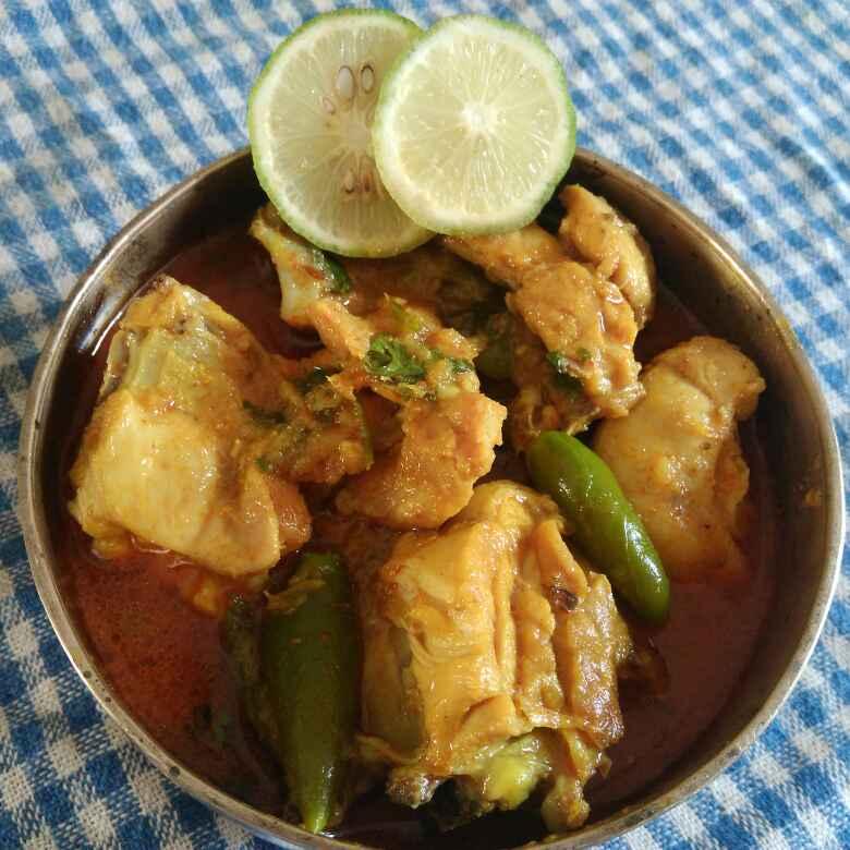 Photo of Lemon coriander chicken curry by Susmita Mitra at BetterButter