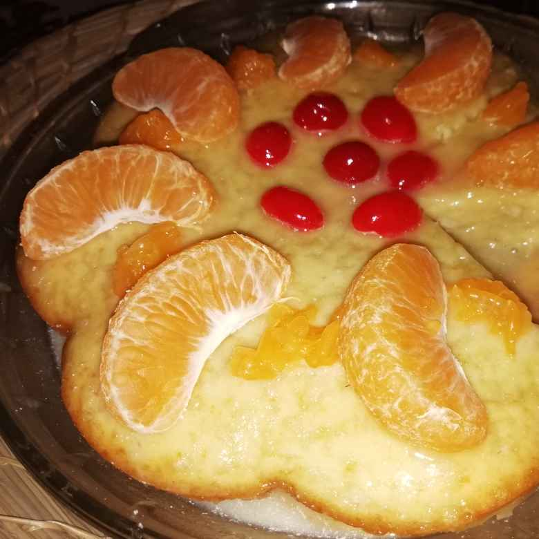 Photo of Citrus drizzle cake by Susmita Mitra at BetterButter