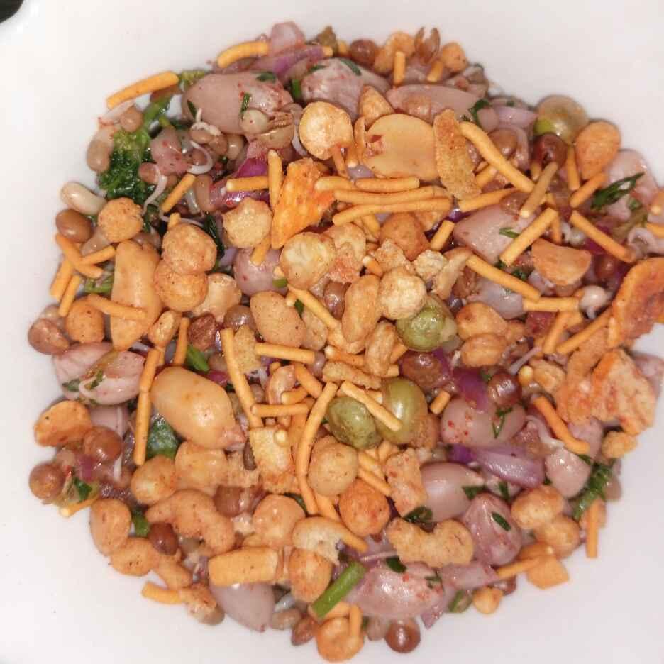 Photo of Nutritious bhel by Susmita Tadwalkar at BetterButter