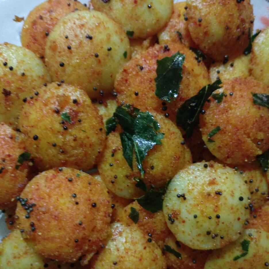 Photo of Masala idli by Susmita Tadwalkar at BetterButter