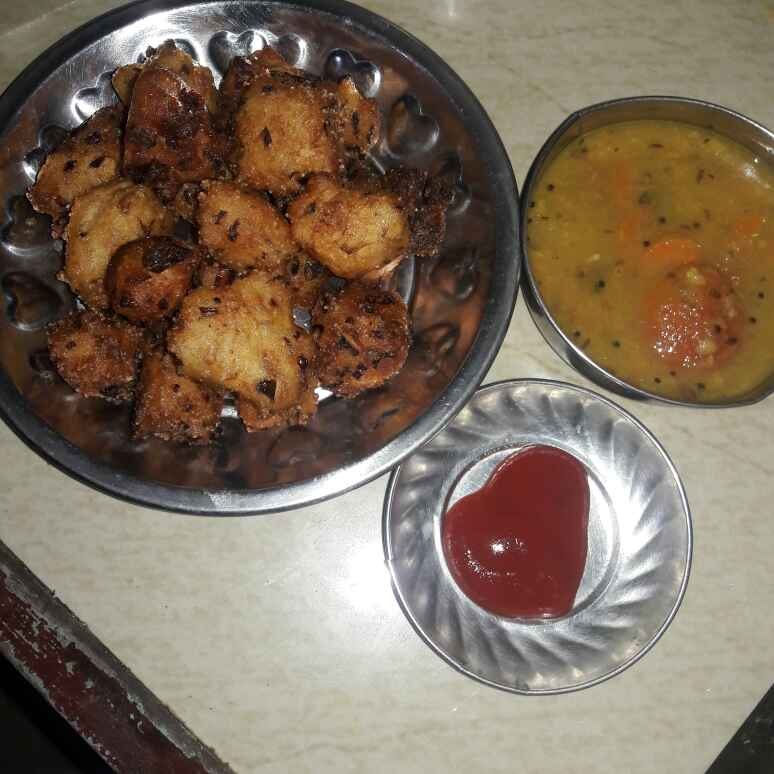 Photo of idly batter fritters  by susmitha Balaji at BetterButter