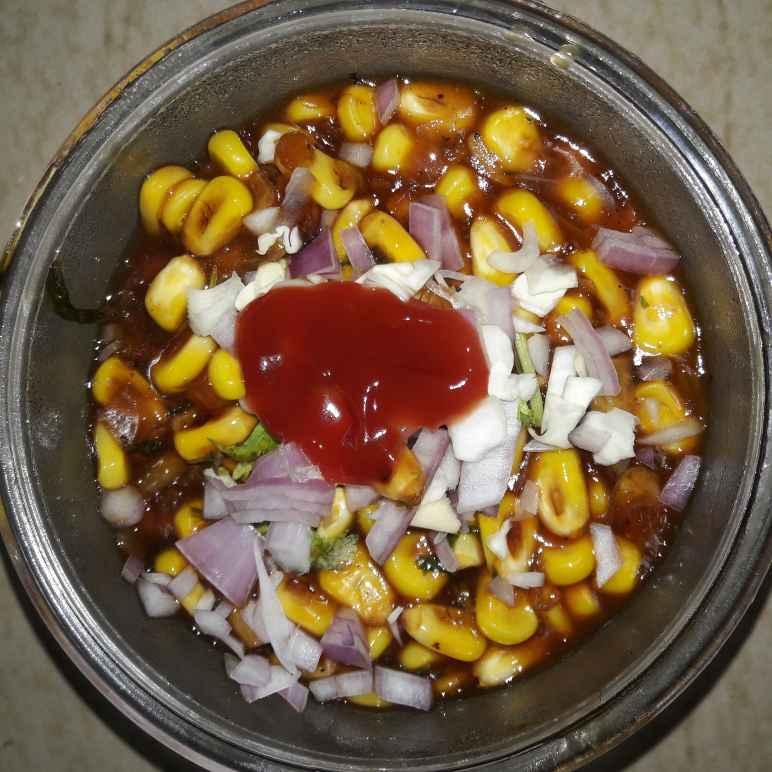 Photo of Sweetcorn wet munchuria by susmitha Balaji at BetterButter