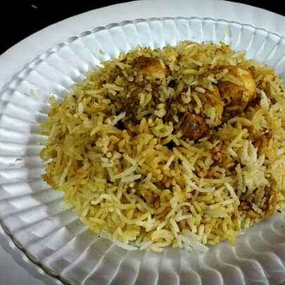 Photo of Prawn Pulao by Swagata Banerjee at BetterButter