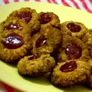 Photo of Thumbprint Cookies by Swagata Banerjee at BetterButter