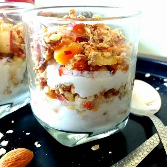Photo of Yogurt Parfait by Swagata Banerjee at BetterButter