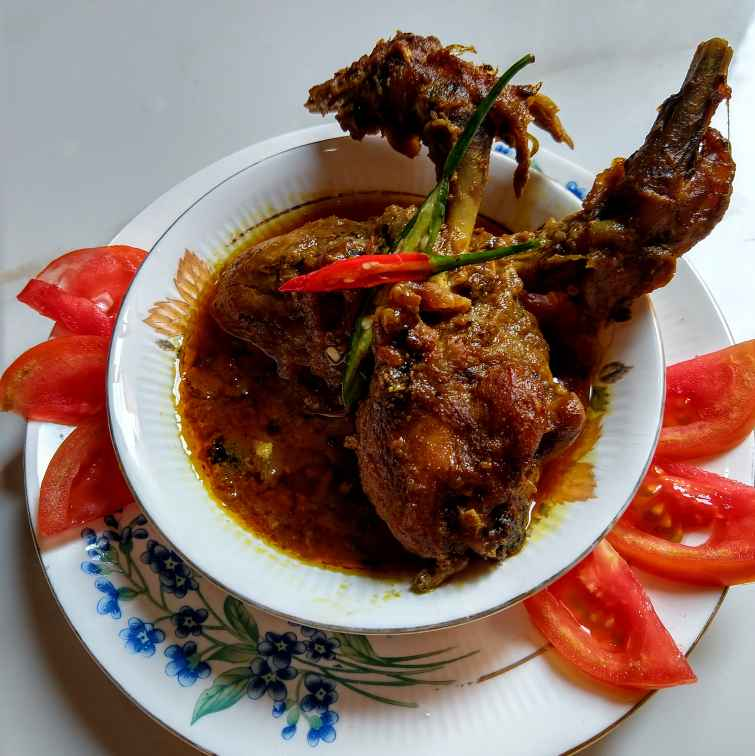 Photo of Masala Murgh (Spicy Chicken) by Swagata Banerjee at BetterButter