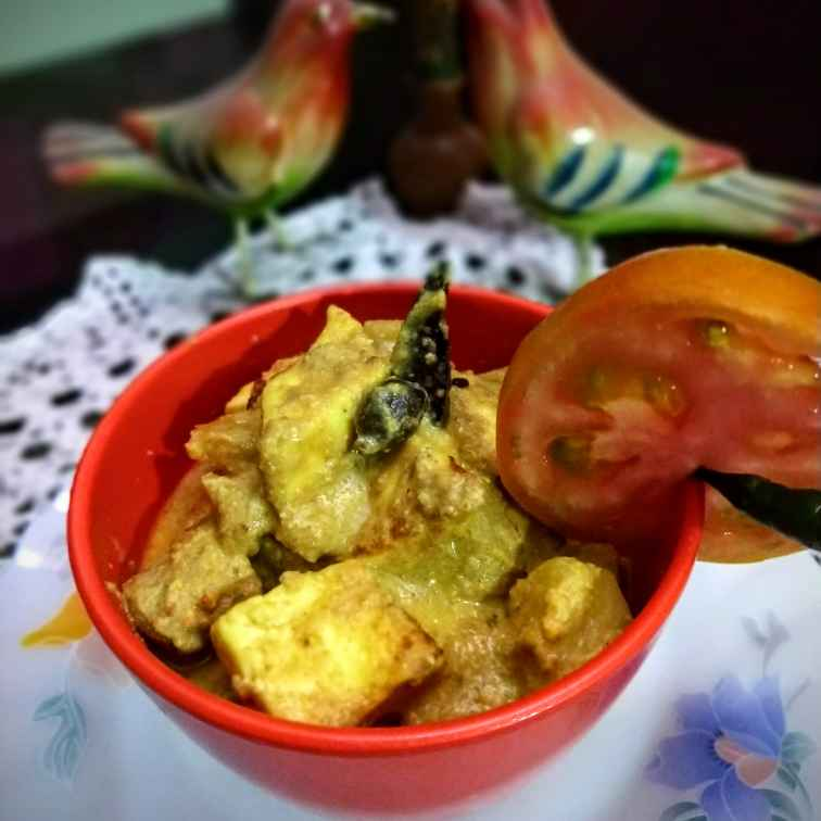 Photo of Satvik Veg Curry by Swagata Banerjee at BetterButter
