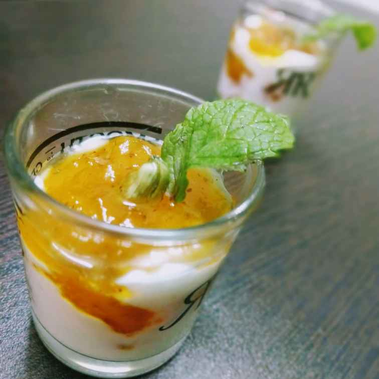Photo of Khubani Ka Meetha (Dessert with Apricots) by Swagata Banerjee at BetterButter