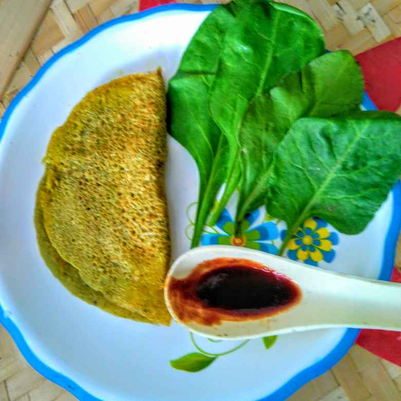 Photo of Palong dhosa by Swagata Roy at BetterButter