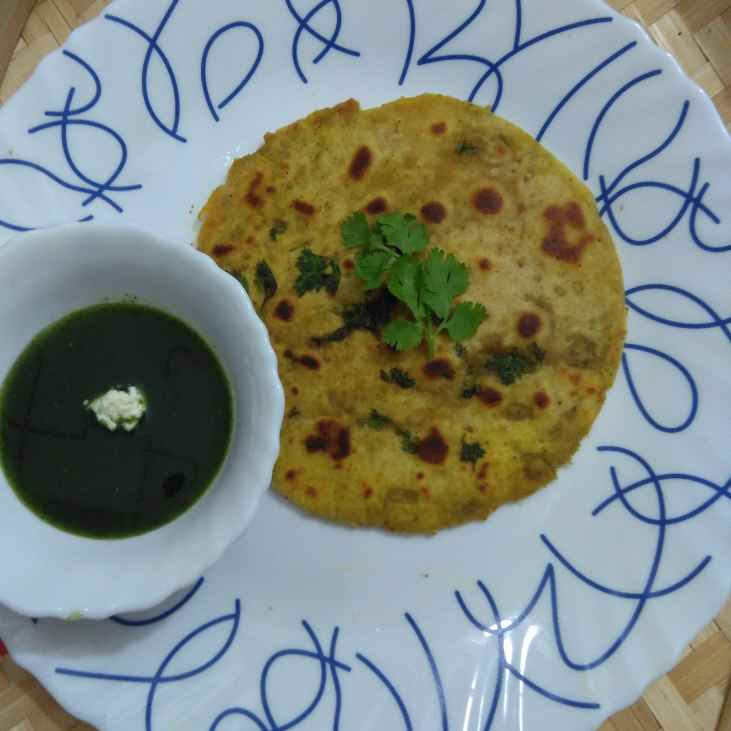 Photo of Dhonepata parota by Swagata Roy at BetterButter
