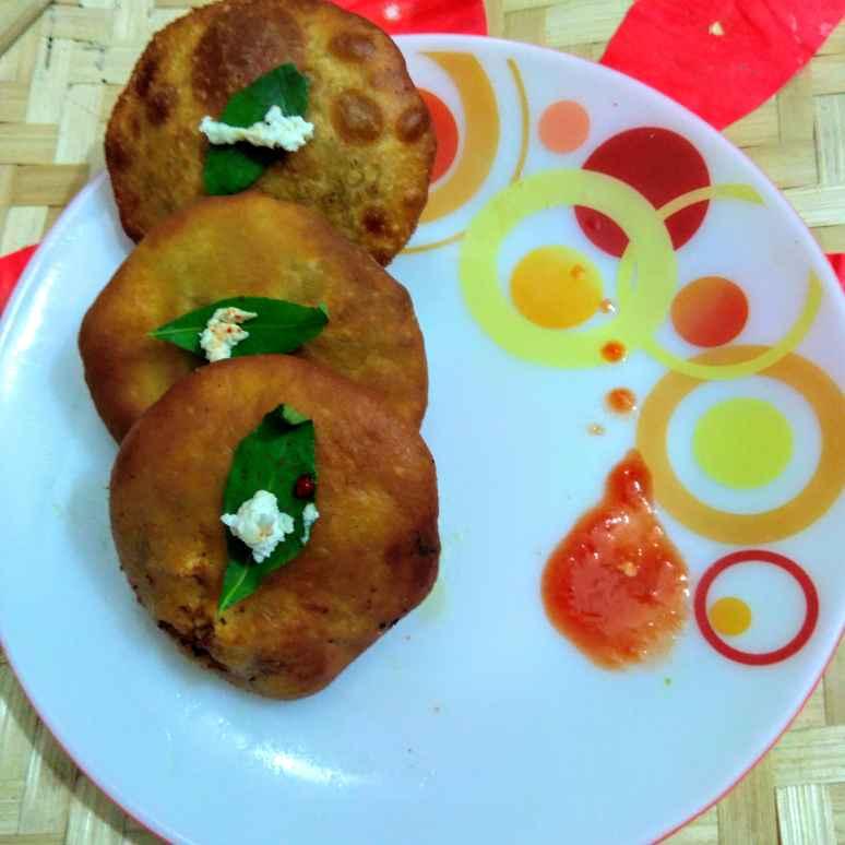 How to make বিউলি কচুরি