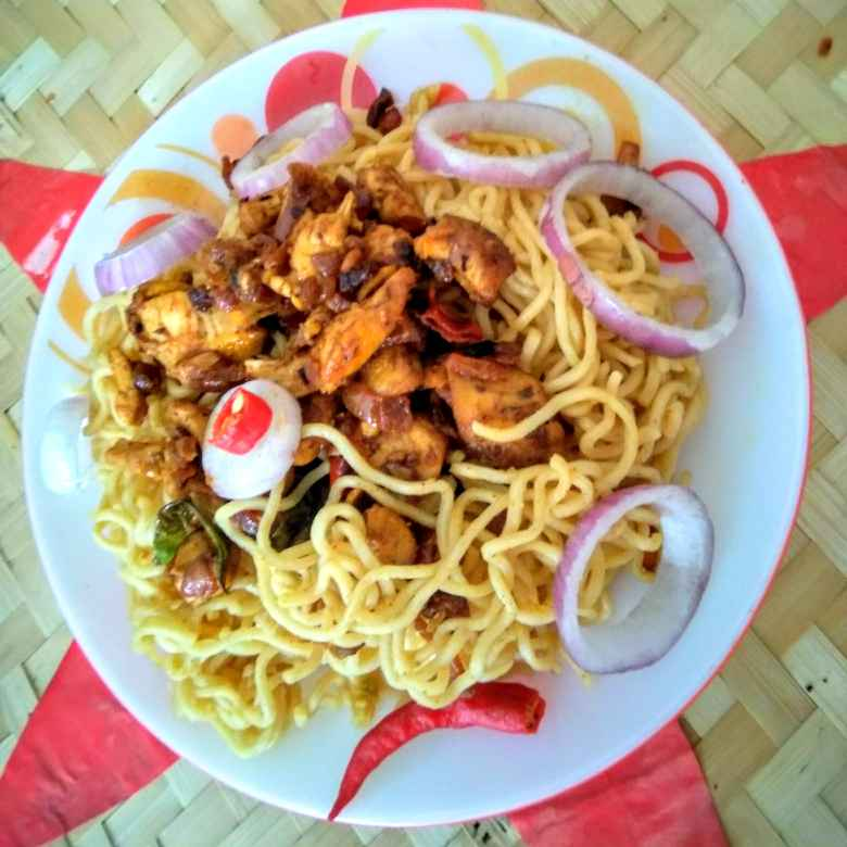 Photo of Chicken noodles by Swagata Roy at BetterButter