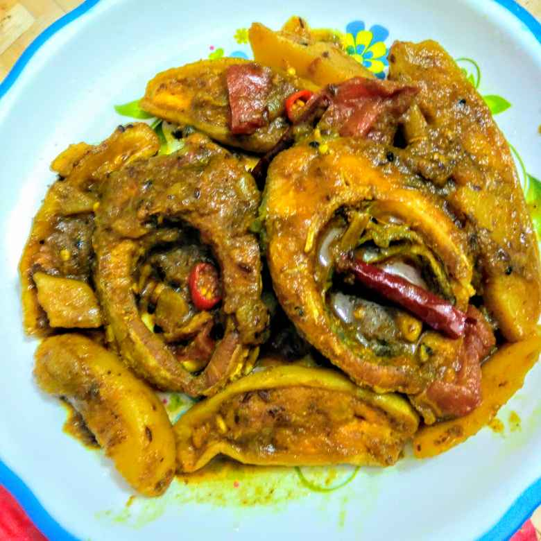 How to make পটল রুই