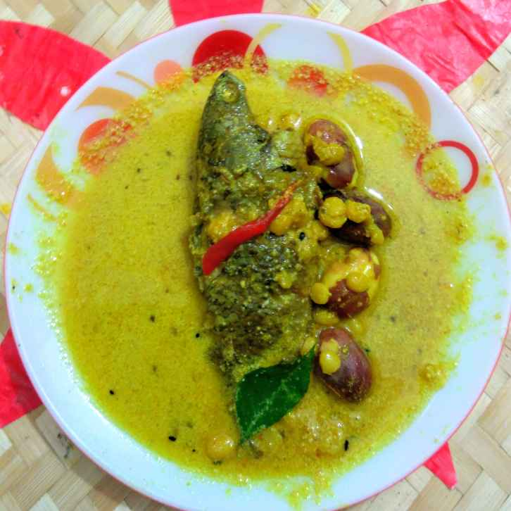 Photo of Koi dal dana jhal by Swagata Roy at BetterButter