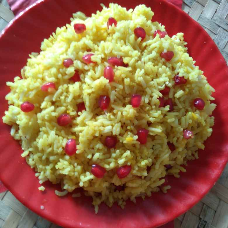 How to make বেদানা পোলা ও