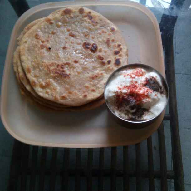 Photo of Soft tasty paratha by swapna ghosh at BetterButter