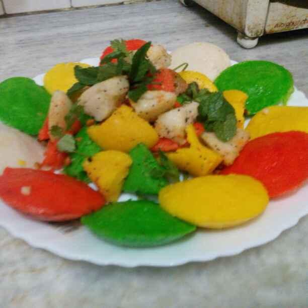 How to make Tirangi Snacks