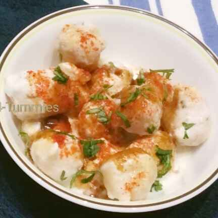 How to make Dahi Bhalle / Dahi Vada
