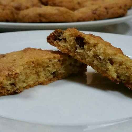 Photo of Eggless Chocolate Chip Cookies by Swapna Sunil at BetterButter