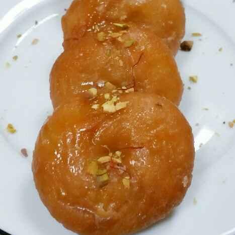 How to make Balushahi / Badushah/ Makkan peda
