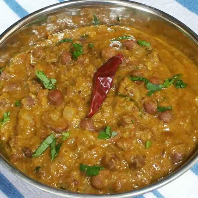 How to make Kadala Curry
