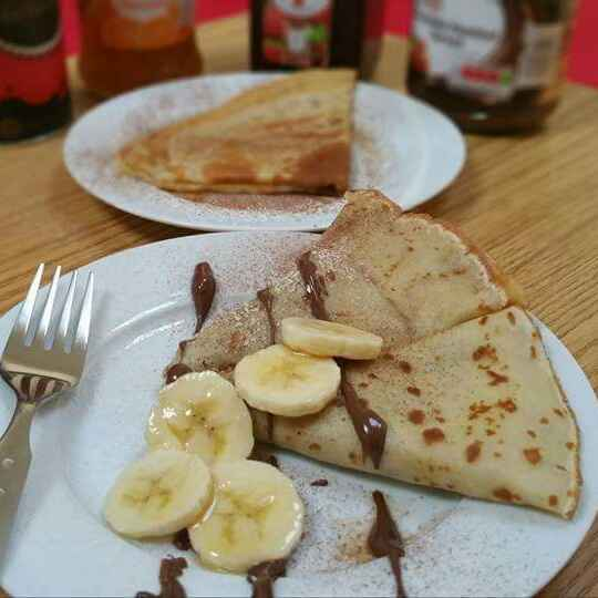 Photo of Italian Crepes  by Swapna Sunil at BetterButter