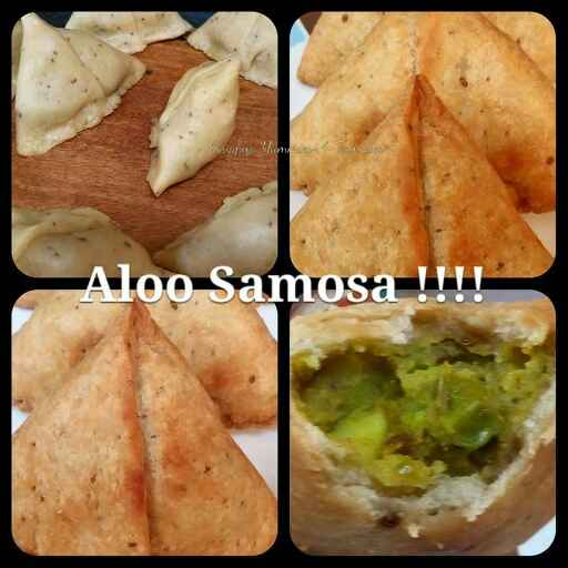 How to make Aloo Samosa