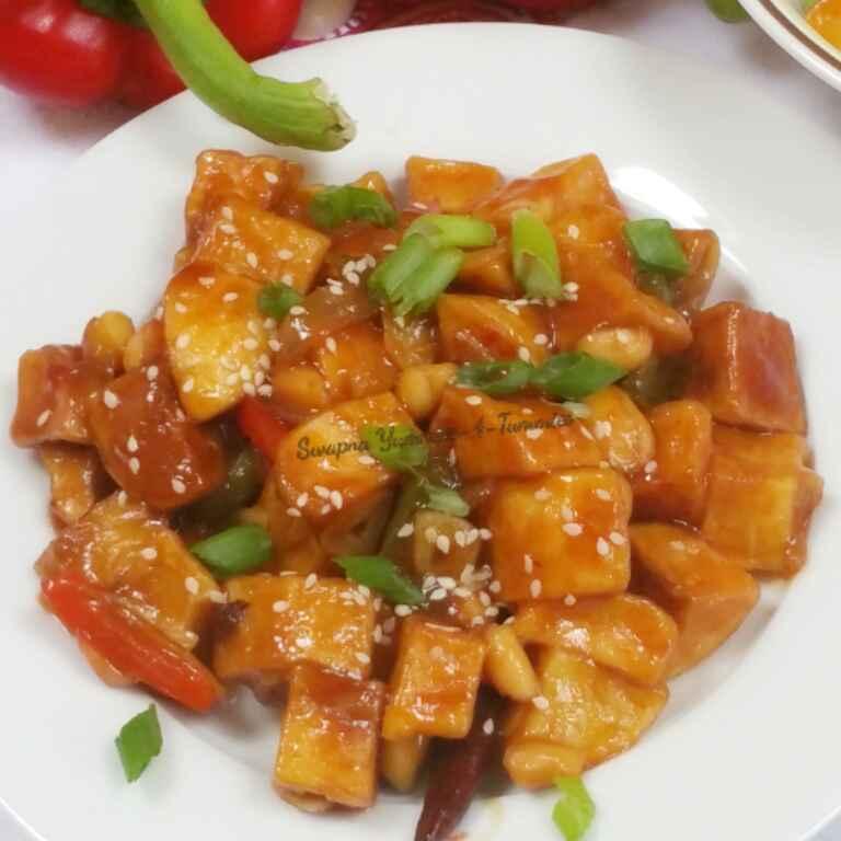 Photo of Kung pao potatoes by Swapna Sunil at BetterButter