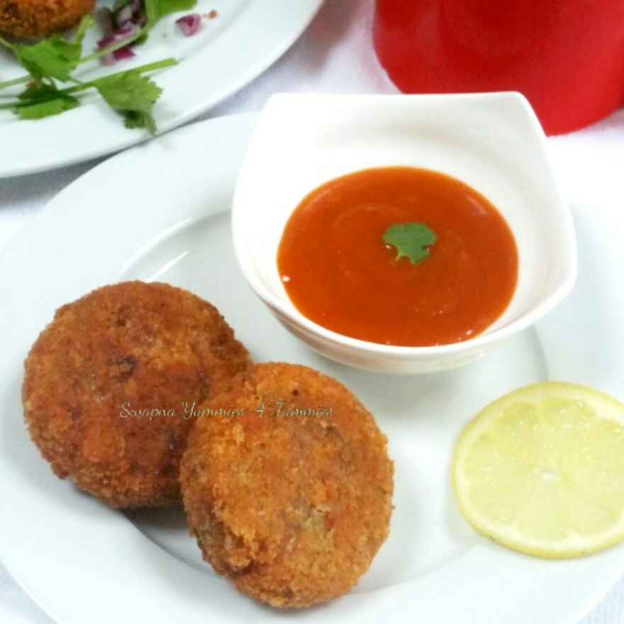 Photo of Potato Paneer Cutlets by Swapna Sunil at BetterButter