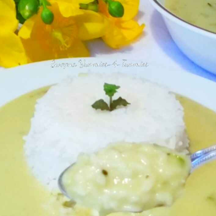 How to make Kobbari Chaaru