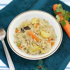 Photo of Brinjal Rice by Swapna Sunil at BetterButter