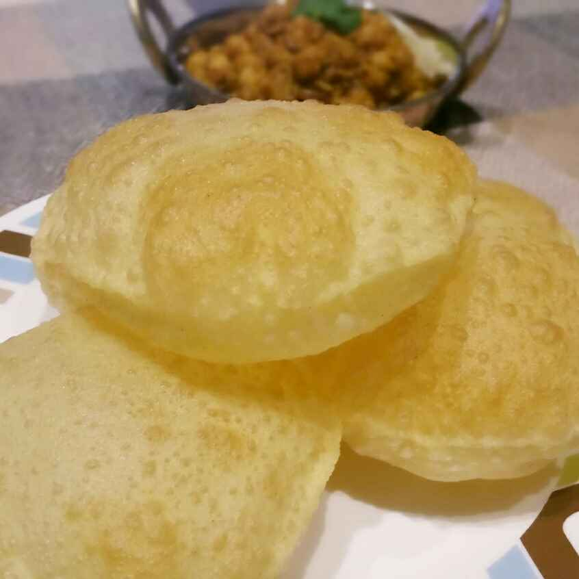 How to make Bengali Luchi !
