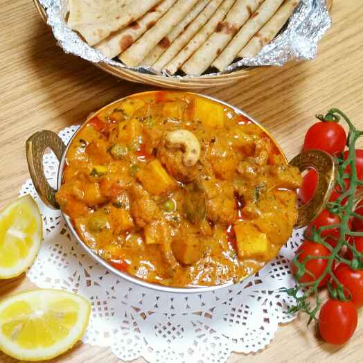 How to make Mixed Vegetable curry !