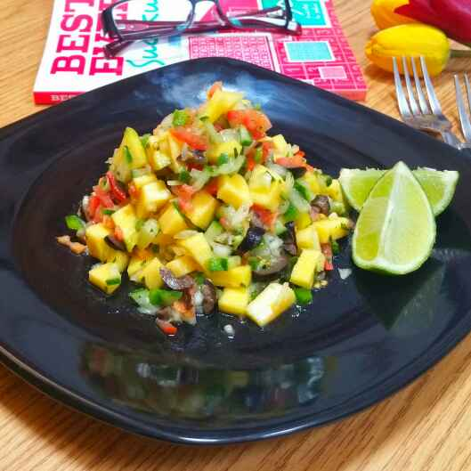 Photo of Fresh Mango Salad. by Swapna Sunil at BetterButter