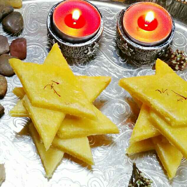How to make Badam katli
