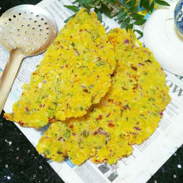 How to make Masala jowar roti