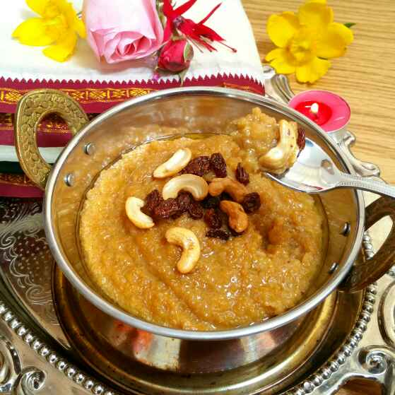 How to make Godhuma Pesara Pappu Payasam.