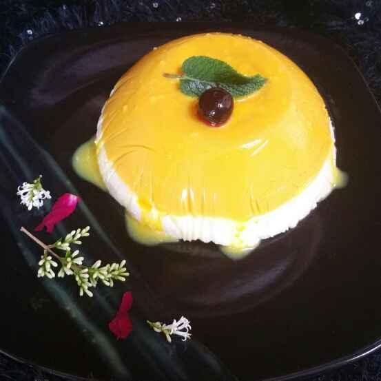 How to make Mango Sorbet Dreamsicle !