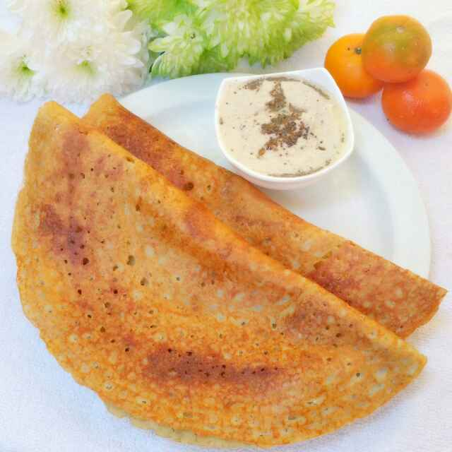 How to make Adai / multi lentil dosa