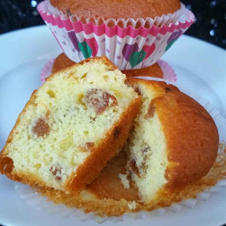 How to make Orange Raisin Cupcakes !