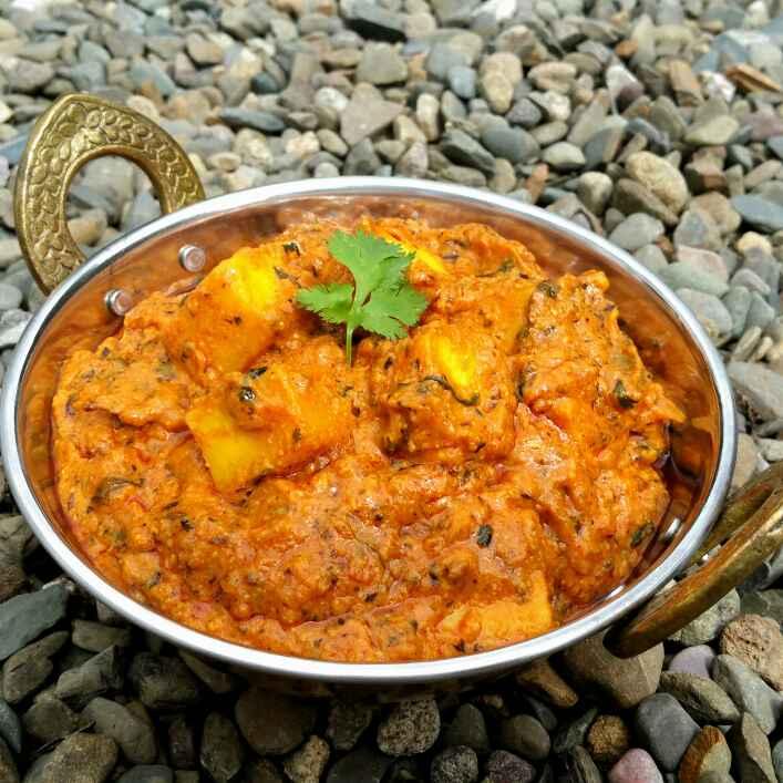 How to make Paneer Butter Masala ! Dhabha style.