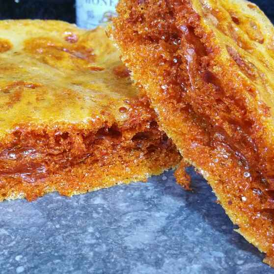 How to make Cinder toffee / Honey comb.