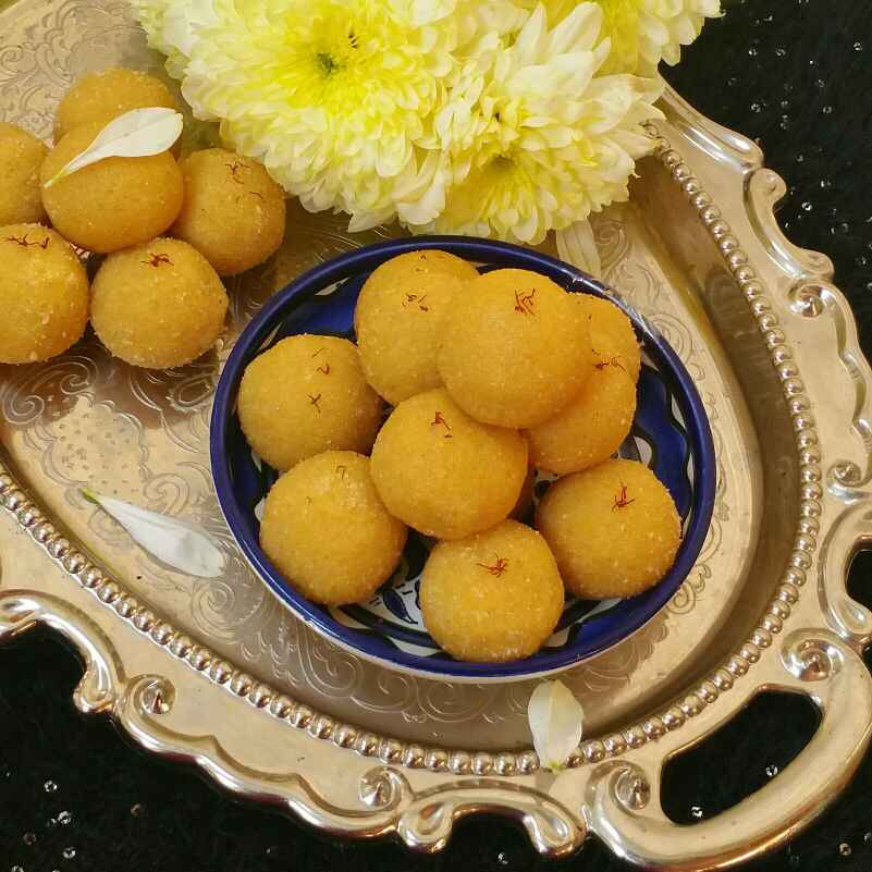 How to make Moong Dal Ladoo