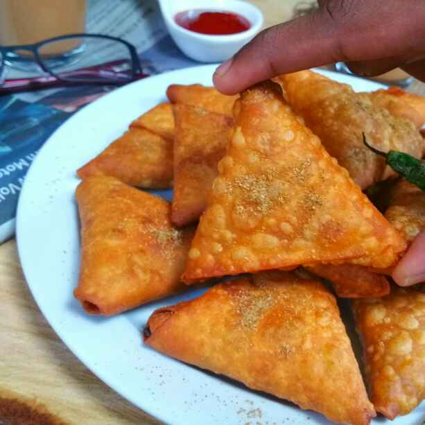 Photo of Irani Samosa by Swapna Sunil at BetterButter