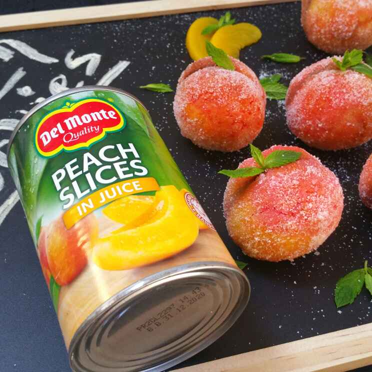 Photo of Peach cookies by Swapna Sunil at BetterButter