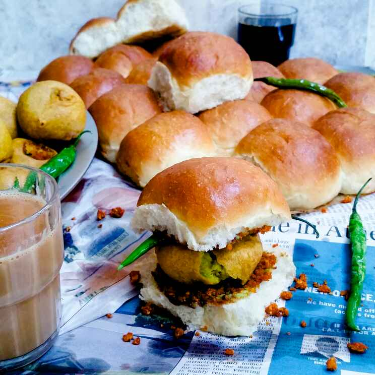 Photo of Vada Pav by Swapna Sunil at BetterButter