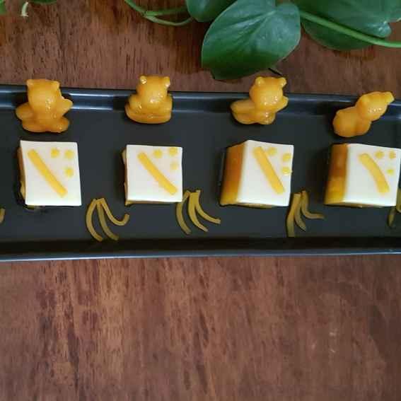 Photo of Mango coconut jelly cake. by Swapna Sashikanth Tirumamidi at BetterButter