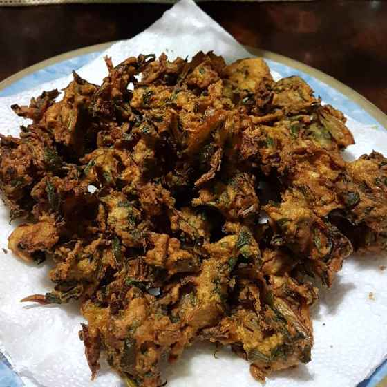 Photo of Pancha Ratna pakoda by Swapna Sashikanth Tirumamidi at BetterButter