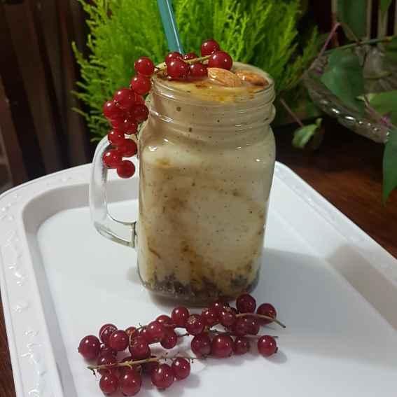 Photo of Protein power punch smoothie by Swapna Sashikanth Tirumamidi at BetterButter