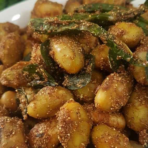Photo of Broad beans fry. by Swapna Sashikanth Tirumamidi at BetterButter